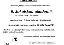 6. Sokolská akademie
