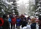 Ohlédnutí za vycházkou do arboreta v Řícmanicích