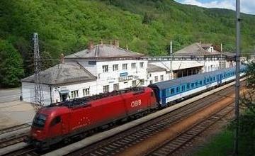Výluka vlaků ve dnech od 28. 4. do 3. 5. 2018