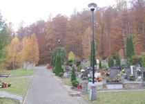 Oznámení o přerušení dodávky vody na Novém hřbitově