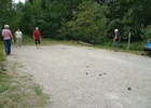 Open turnaj v pétanque v Adamově u řeky