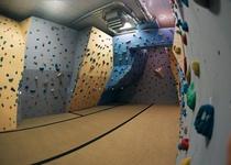 Nová lezecká stěna v Městském klubu mládeže