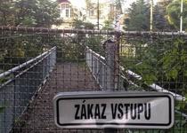 Uzavření lávky u nádraží ČD - prodloužení uzavření