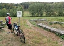 Cyklovýlet na závody motorových skútrů na Olšovci