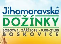 Jihomoravské dožínky v Boskovicích