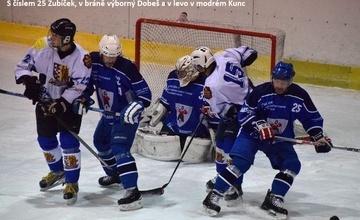 Spartak Adamov - HC Veverská Bitýška1:3 (0:0, 1:1, 0:2)