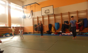 Dětské sportovní odpoledne