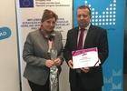 Přívětivý úřad obcí II. typu 2018 - 1. místo pro město Adamov v Jihomoravském kraji