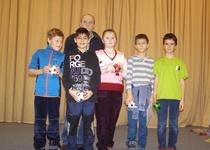 Okresní kolo Přeboru škol v šachu – Blanensko