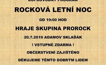 3. Gulášový festival a Rocková letní noc