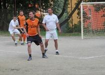 II. liga malé kopané: AJETO Adamov - FC MICROTEX Lomnice