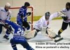 Spartak Adamov - TJ Tatran Hrušky 5:4 (3:1, 2:1, 0:2)