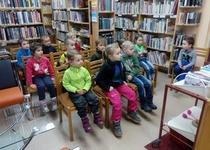 05/03/2019 Na návštěvě v knihovně MKS Adamov