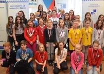 Olga Dvořáková – mistr ČR v šachu!