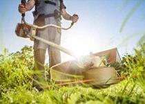 Zahájení sečení travnatých ploch na Ptačině