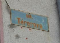 Výměna a doplnění tabulí s názvy ulic a náměstí