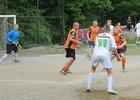 II. liga malé kopané: AJETO Adamov - FC DYNAMO Čížovky