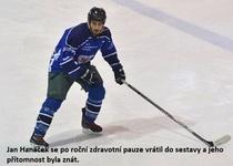 TJ Rájec-Jestřebí - Spartak Adamov 5:1 (1:0, 2:0, 2:1)