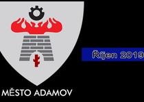Adamovský infokanál - videoreportáž - říjen 2019