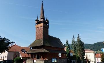 Adventní koncerty v dřevěném kostele