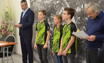 "Veřejná anketa ""Sportovec roku 2019"" - kategorie JUNIOR"