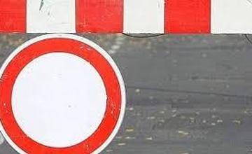 Upozornění na dopravní uzavírku