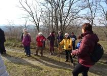 Ohlédnutí za vycházkou přes Pracký kopec Spartaku Adamov, z.s., turistického oddílu KČT