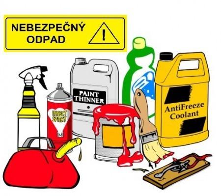 Harmonogram mobilního svozu nebezpečného odpadu - ZRUŠENO - ODLOŽENO !!! |  Město Adamov