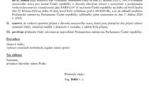USNESENÍ VLÁDY ČESKÉ REPUBLIKY 156-158