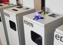 Sanitační stanice pro Adamov od firmy Eden Europe, s.r.o.
