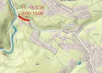 Uzavírka silnice mezi obcí Olomučany a křižovatkou silnic Olomučany-Brno-Blansko