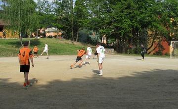 II. liga malé kopané: AJETO Adamov - SK JKP Olešná