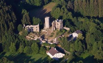 Vycházka Brtnice a hrad Rokštejn