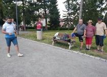 Turnaj v pétanque v Hrochově Týnci