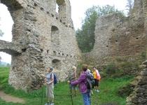 Brtnice a hrad Rokštejn
