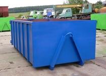 Harmonogram přistavení velkoobjemových kontejnerů
