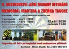 11. mistrovství Jižní Moravy veteránů