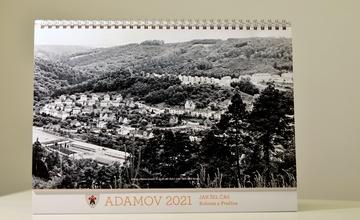 Kalendář města Adamova na rok 2021 je již v prodeji