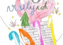 Ocenění autorky vítězné novoročenky