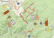 Uzavírka silnice mezi Josefovem a Olomučany