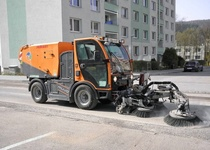 Blokové čištění místních komunikací – jaro 2021 – AKTUALIZACE
