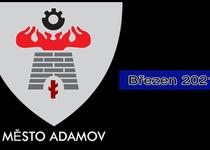 Adamovský infokanál - videoreportáž - březen 2021