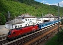 Omezení na hlavním železničním koridoru