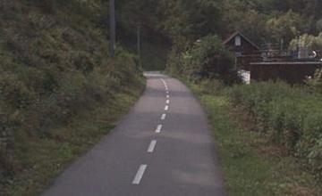 Uzavírka cyklostezky mezi Bílovicemi nad Svitavou a Obřany