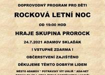 5. Gulášový festival a Rocková letní noc