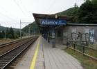 Kolej ve směru na Blansko uzavřena