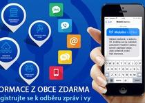 Spuštění služby Mobilní Rozhlas v Adamově