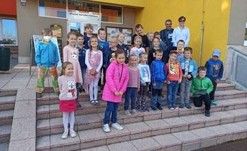 Vítání prvňáčků ve školních lavicích