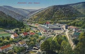 Adamov v roce 1914